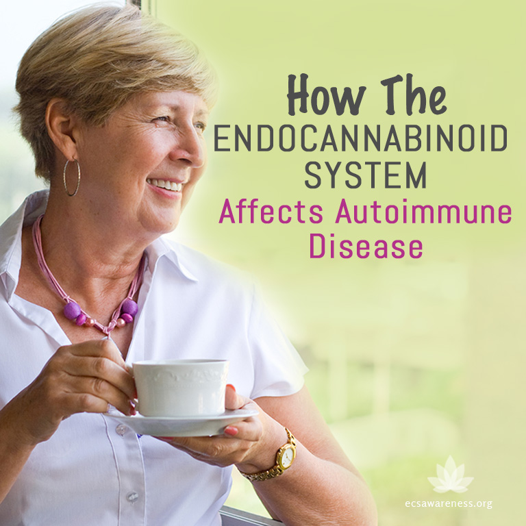 endocannabinoid system function and autoimmune diseases